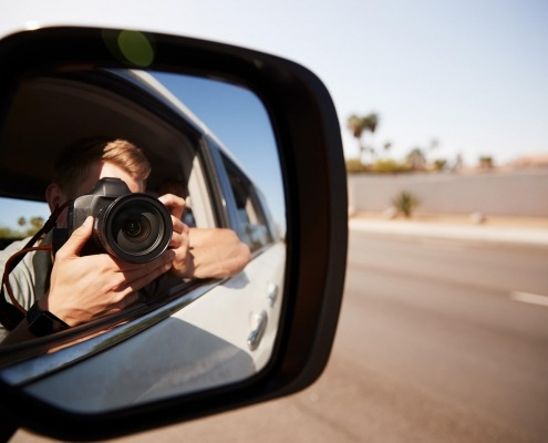 Car Accident Photography